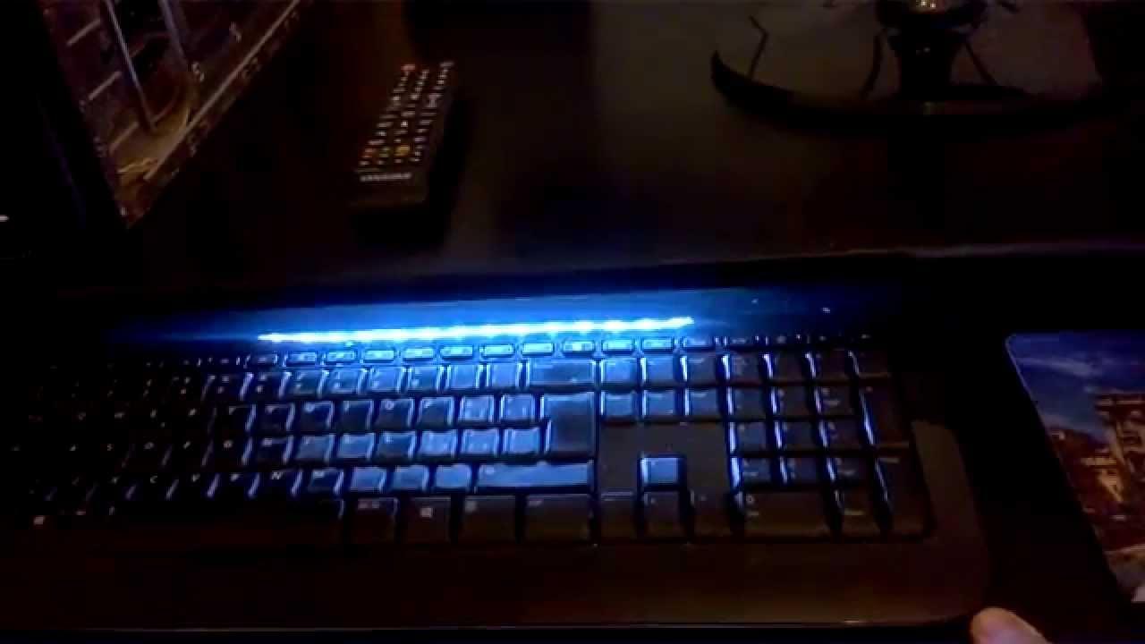 DIY - Come collegare i Led che si illumina al spostamento tastiera e mouse - ...
