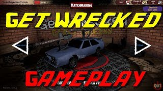 Get Wrecked: First Try Gameplay (1440p HD)
