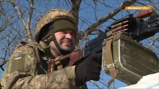 Бронежилет не спасет    Марьинку обстреливают тяжелой артиллерией
