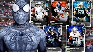 ALL 32 MUT HEROES IN MY LINEUP DOMINATING! + GIVEAWAY! Madden 18 Ultimate Team Gameplay Ep. 18