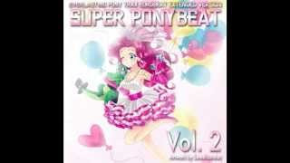 Repeat youtube video Super Ponybeat —Smile, Smile, Smile! (Euro Cheer Mix) by Eurobeat Brony