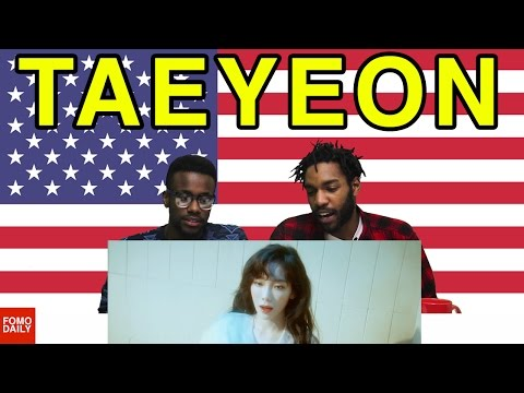 "Taeyeon ""Make Me Love You"" • Fomo Daily Reacts"