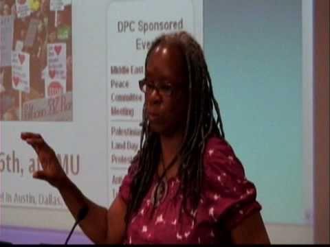 Dallas Peace Center Action for Justice in Deficit America Keynote Vicki Washington