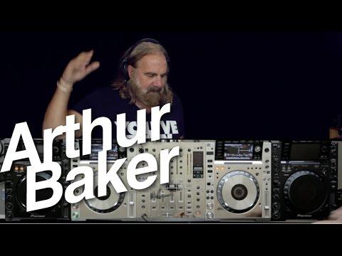 Arthur Baker classic 80s Electro Mix - DJsounds Show 2016