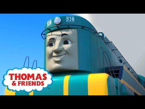Thomas & Friends UK ⭐ Meet Shane of Australia 🇦🇺⭐ Thomas & F