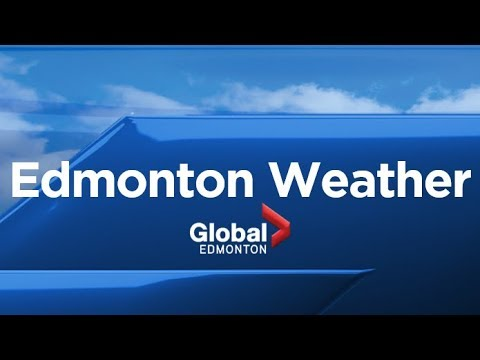 Global Edmonton Weather Forecast (April 17, 2017)