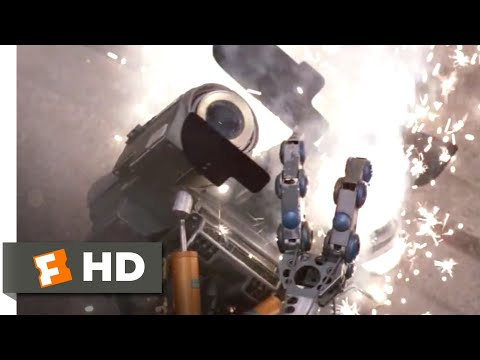 Short Circuit 2 (1988) - I'm Alive Scene (7/10) | Movieclips