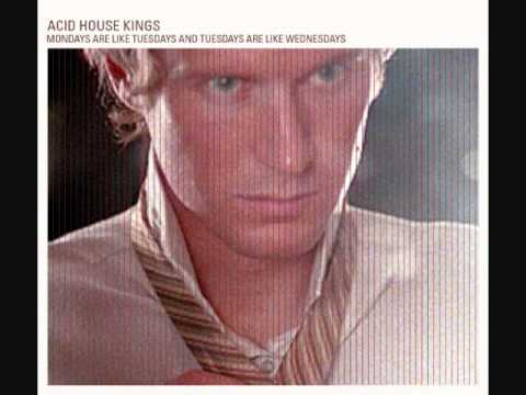Acid house kings are we lovers or are we friends or dating