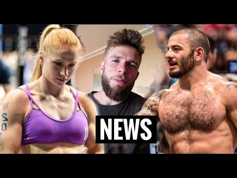 ANNIE INJURY, Mat Fraser has a point to prove?, DUBAI Championships,  Dave Castro Being Awkward?