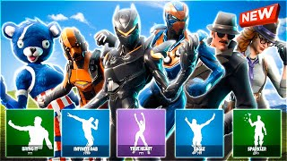 🔥*FILTRATED* ALL NEW SKINS AND NEW BAILES of FORTNITE!🔥⚠️(UPDATE 4.5)⚠️ [Flopper]