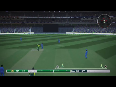 #9 Casual Plays: Ind vs SA | T20I - Durban | Ashes Cricket PS4 Pro