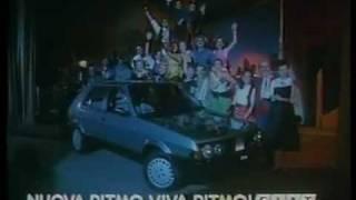 Pubblicità Fiat Ritmo (1985)