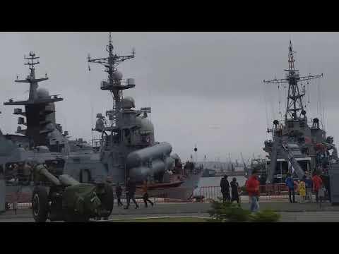 Владивосток. Армия-2019 - Международный военно-технический форум