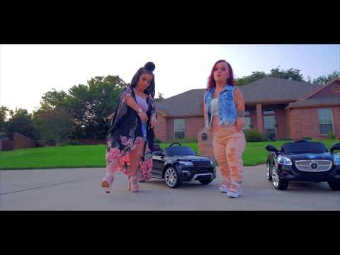 Thumbnail: Poppin Bottles OFFICIAL MUSIC VIDEO by Leftcheek and Rightcheek