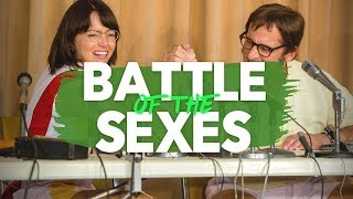 Battle of the Sexes Movie Review - LFF 2017