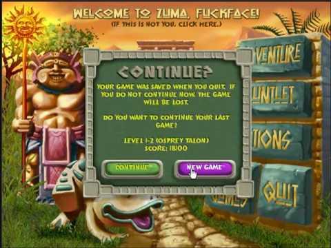 zuma revenge online spielen