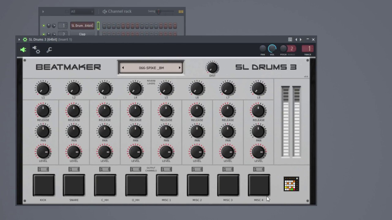 Free Drum Machine Vst : beatmaker sl drums 3 free drum machine vst plugin walkthrough demo youtube ~ Hamham.info Haus und Dekorationen