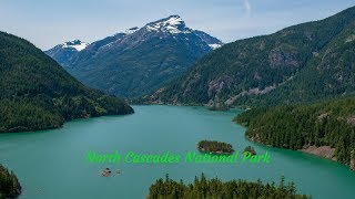 North Cascades National Park: Why so few official visitors?