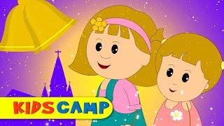 Oranges & Lemons | Nursery Rhymes And Kids Songs by KidsCamp