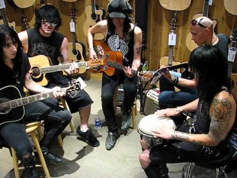devil by design live at guitar center in syracuse new york youtube