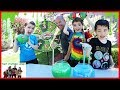 Watermelon Smash With SLIME That YouTub3 Family mp3