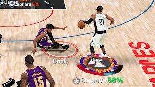 NBA 2K20 My Career EP 66 - LeBron Saves Ankle Breaker! CFG2