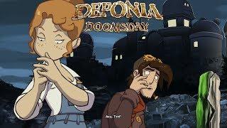 Von TONI voll aufs MAUL l Deponia Doomsday # 04 l