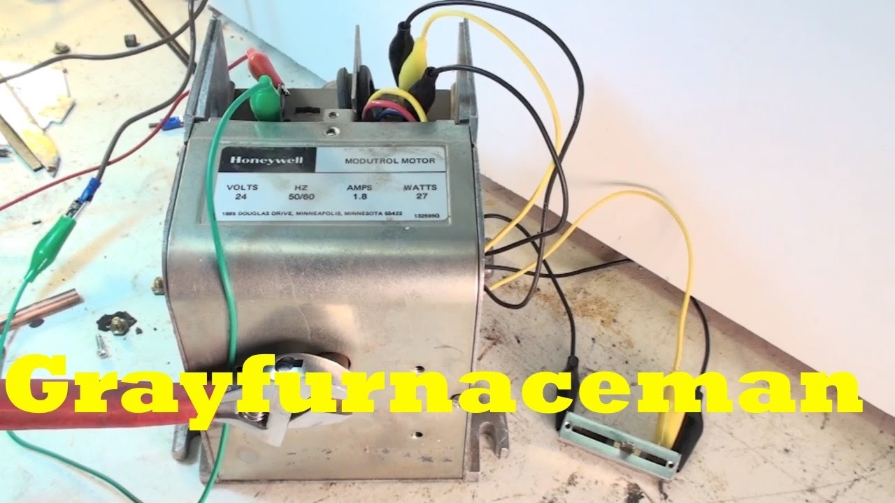 newer modulating motor design part 3 youtube rh youtube com cutler hammer contactor wiring diagram newer modulating motor design part 3