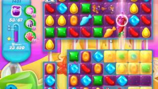 Candy Crush Soda Saga Level 1431 - NO BOOSTERS