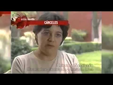 Cárceles. La Castañeda. (Documental Canal 11)