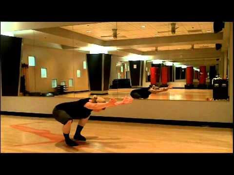 Horton Technique: Flat Back Series (choreography for dance class)