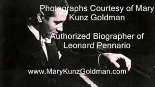 FREDERIC CHOPIN: LEONARD PENNARIO / Waltz No.6 in D-flat major (Minute Waltz) Op.64, No.1
