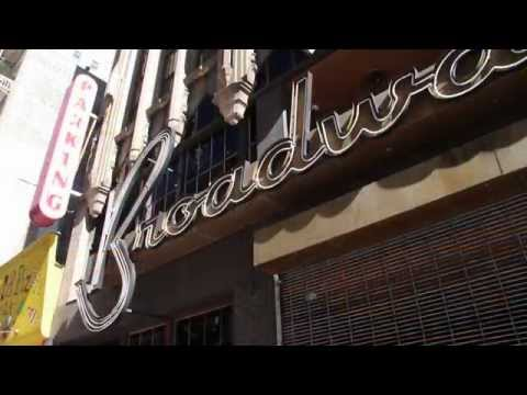 A Walk Around The Historic Core District, Downtown Los Angeles