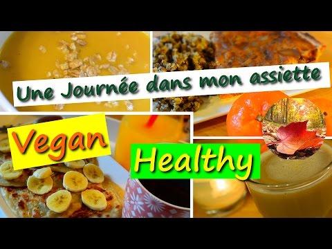 une-journée-dans-mon-assiette-healthy-/-gourmande-/-recette-d'automne-végétaliennes