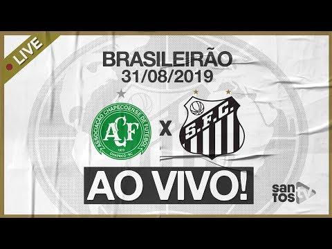 AO VIVO: CHAPECOENSE 0 x 1 SANTOS | NARRAÇÃO | BRASILEIRÃO (31/09/19)