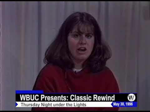 WBUC Presents Classic Rewind: Thursday Under the Lights