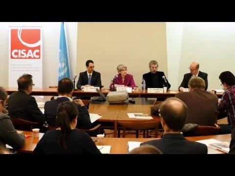 Cultural Times #2 - Irina Bokova, Director General of UNESCO - Press Conference