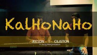A #jazzy interpretation of #KalHoNaHo. #3rdOctave #ShankarEhsaanLoy #3rdOctaveExperiments