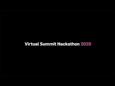 Virtual Masters Summit 2020 Hackathon Reveal