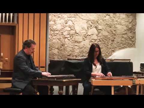 Harry Lime Theme - Der dritte Mann im Duo mit Prof. Wilfried Scharf auf der Zither