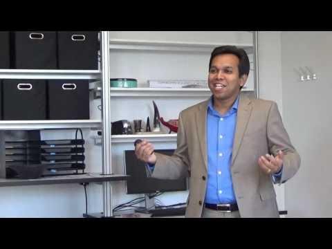 E-Waste repair and recycling in Bangladesh: Dr. Nirupam Aich