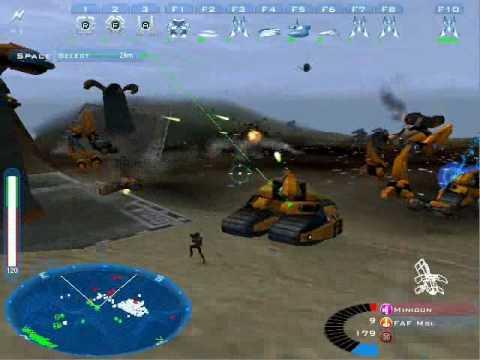 Battlezone 2 massive battle doovi for Battlezone 2