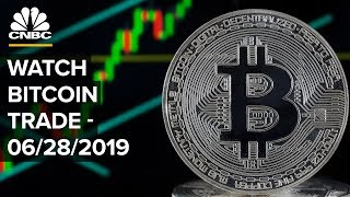 LIVE: Watch Bitcoin trade in real time – 06/28/2019