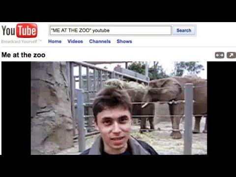 ¿Cual fue el primer vídeo que se subió en Youtube?