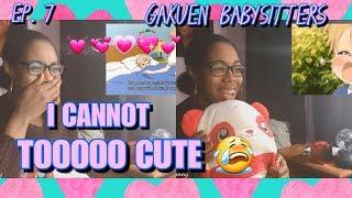 Gakuen Babysitters Episode 7 Reaction