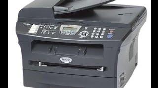 Impresora Brother MFC 7820N no enciende que revisar