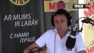 MIX TV: Comedy Сlub 2014: В гостях у радио MIX FM Вадим  Галыгин