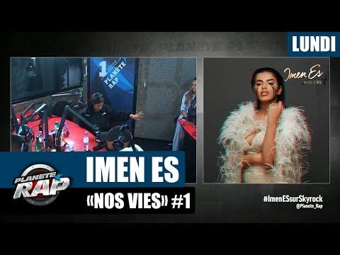 Youtube: Planète Rap – Imen Es«Nos Vies» avec Alonzo & Abou Debeing #Lundi