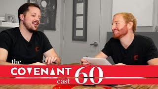 Destiny future, Netrunner past, and dragons… | The Covenant Cast - Episode 60