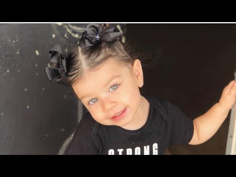 3 Easy Hairdos for baby girls with very short hair!